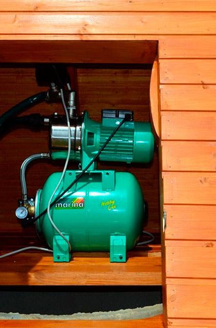 Как мы организуем водоснабжение в Ермолино